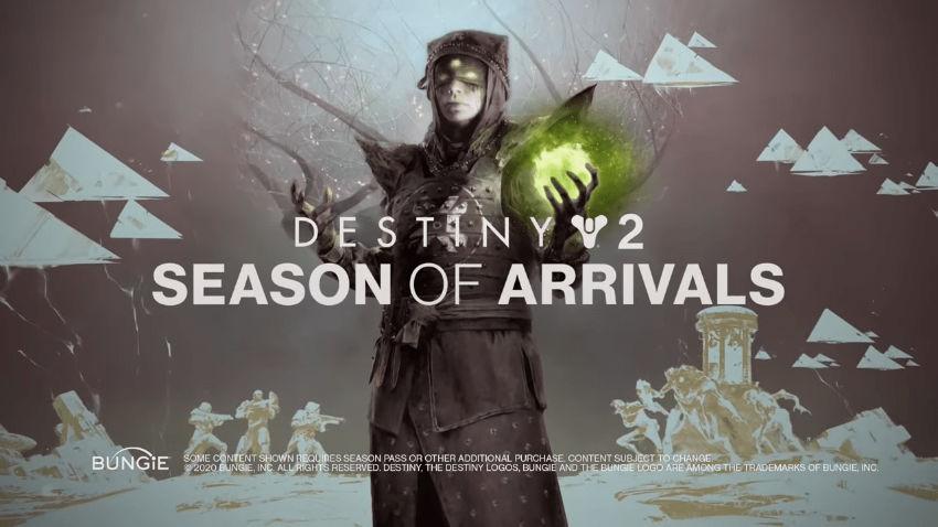 فصل یازدهم Destiny 2 از راه رسید + جزئیات آپدیت