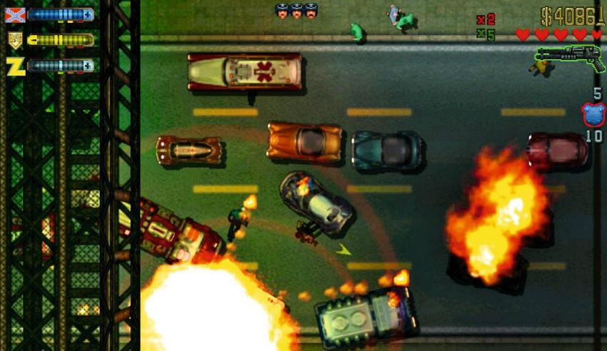 بازی GTA 2