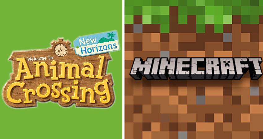 Minecraft Dungeons به سلطه Animal Crossing پایان داد