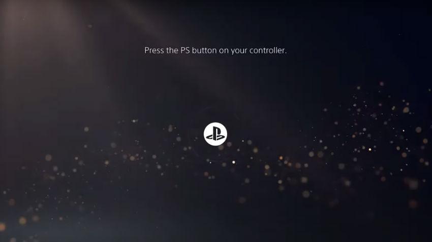 PS5 startup screen UI w850 ویجیاتو: رابط کاربری پلی استیشن 5 احتمالا طی هفته آینده رونمایی میشود اخبار IT