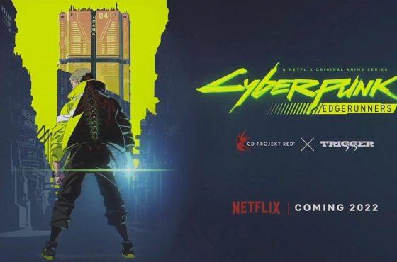 انیمه Cyberpunk Edgerunners با همکاری نتفلیکس در راه است