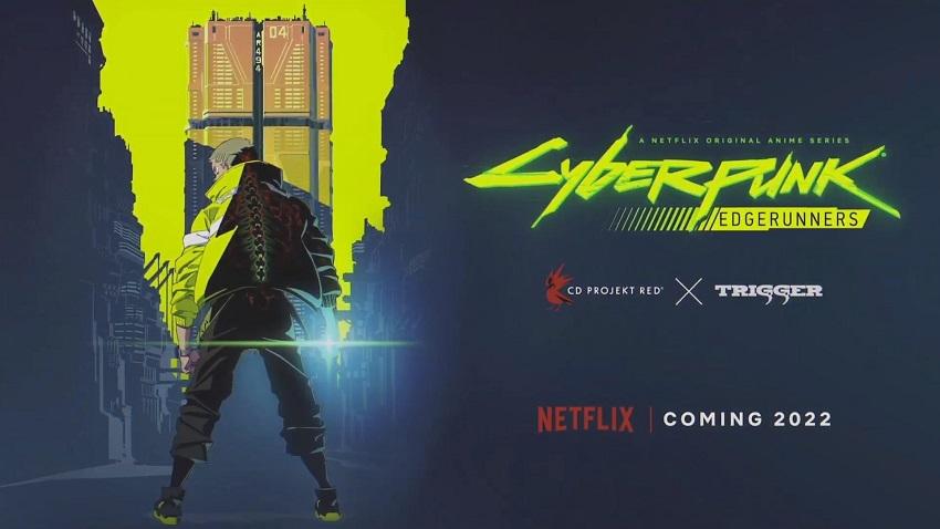 انیمه Cyberpunk Edgerunners