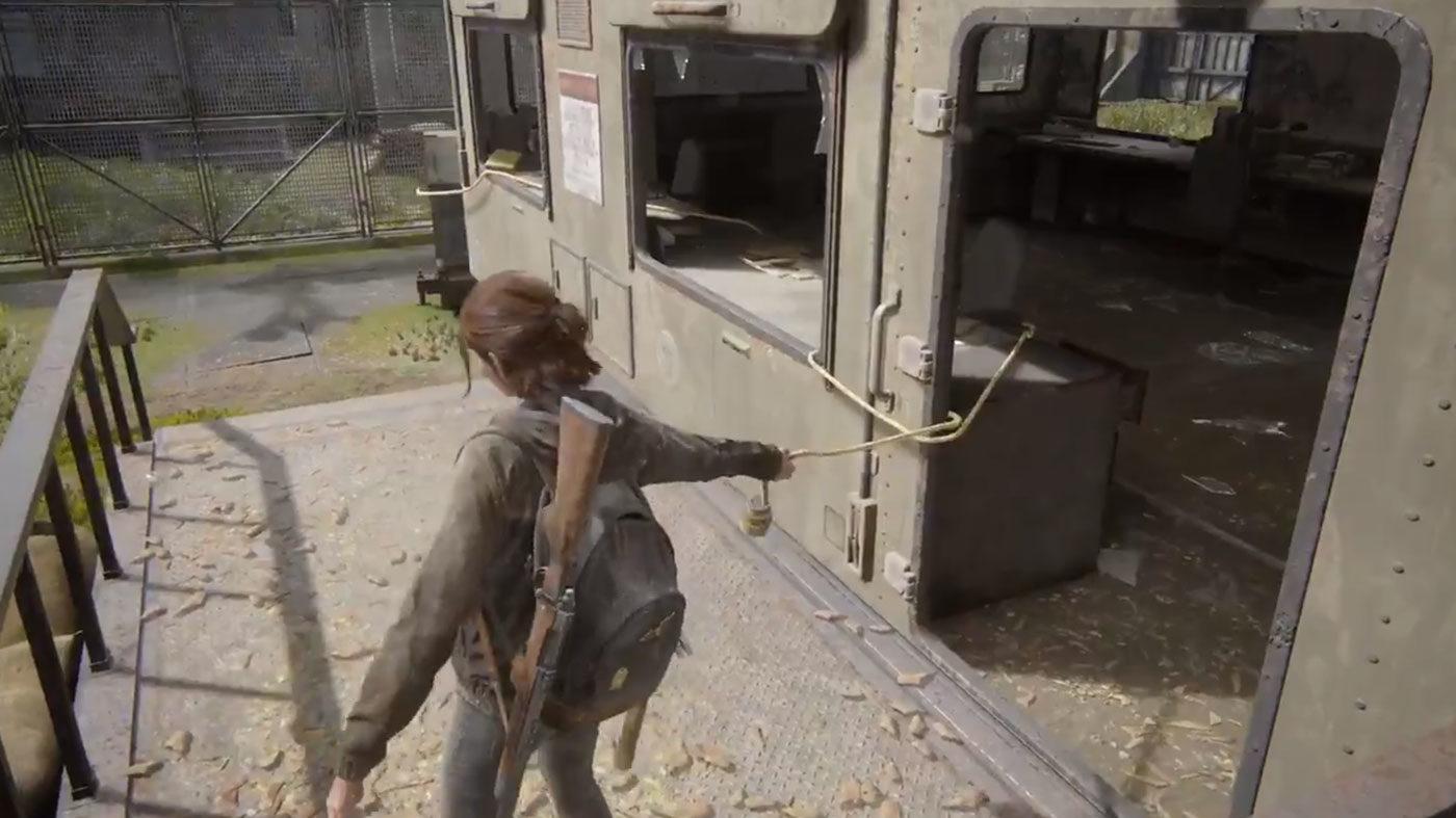 طناب های The Last of Us 2