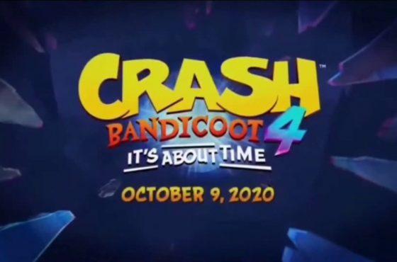 اولین عکسها و تاریخ انتشار Crash Bandicoot 4: It's About Time لو رفت