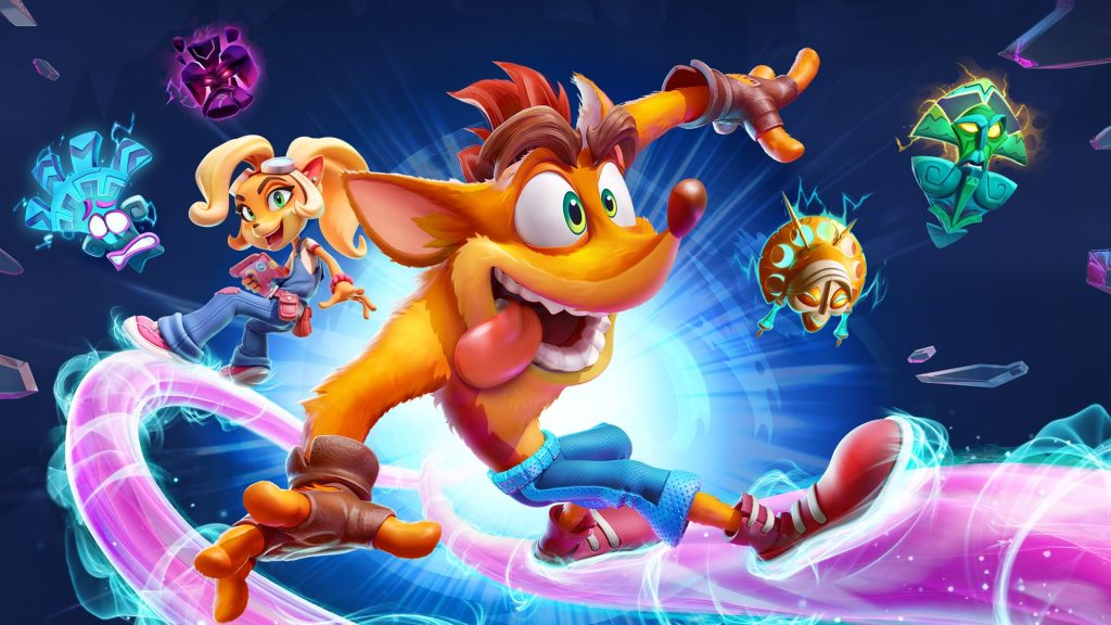 بازی Crash Bandicoot 4: It's About Time
