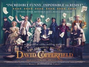 یک تئاتر متحرک را در فیلم The Personal History of David Copperfield ببینید!
