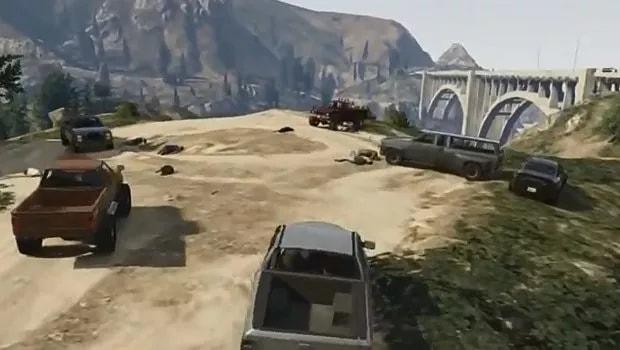 ایستر اگ های GTA V