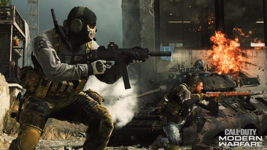 اینفینیتی وارد میخواهد با نژادپرستی در Call of Duty: Modern Warfare مقابله کند
