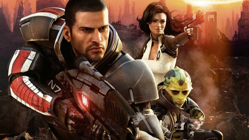 شایعه: ریمستر سهگانه Mass Effect پاییز امسال عرضه خواهد شد