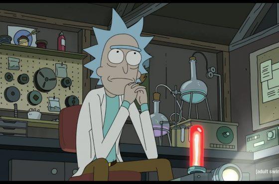 پایان فصل چهارم Rick and Morty – ریک بازنده