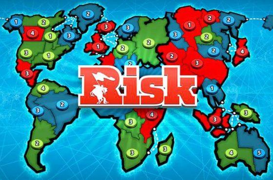 بازی رومیزی ریسک را رایگان و آنلاین بازی کنید