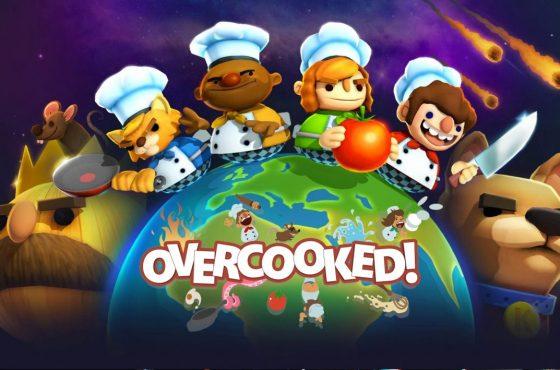 !Overcooked به عنوان بازی رایگان جدید اپیک استور معرفی شد