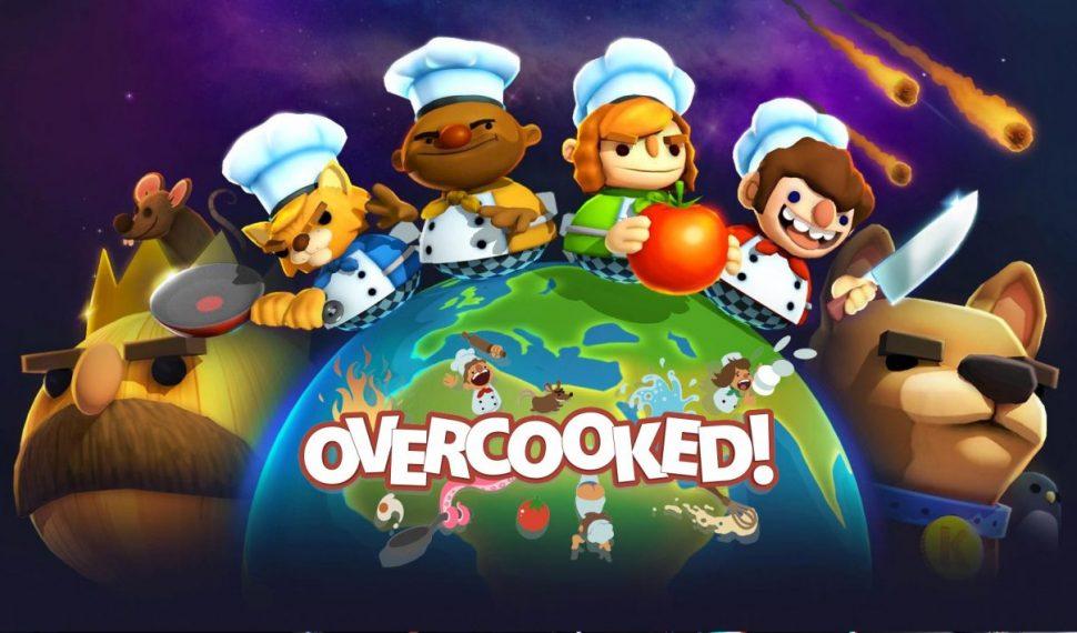 بازی !Overcooked