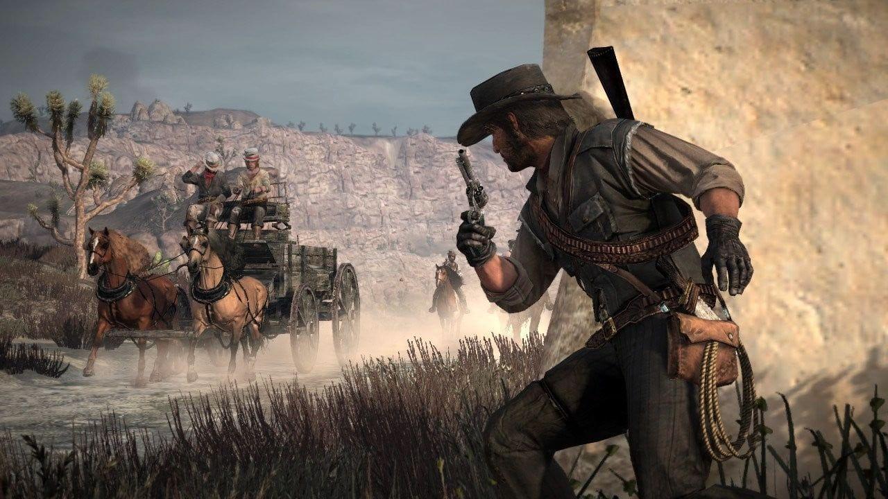 ریمیک بازی Red Dead Redemption