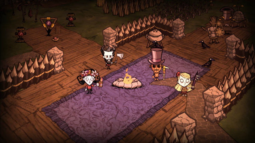 تخفیف بازی Don't Starve Together