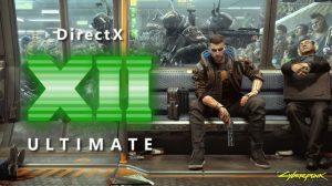 Cyberpunk 2077 تنها از DirectX 12  پشتیبانی می کند