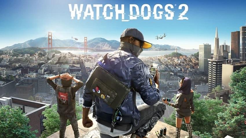 نسخه رایگان Watch Dogs 2