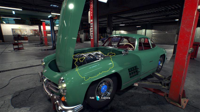 بازی شبیهساز Car Mechanics Simulator