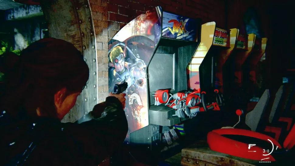 ایستر اگ The Last of Us 2