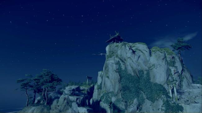 معابد Ghost of Tsushima