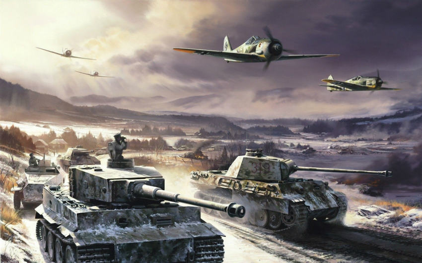 بازی War Thunder