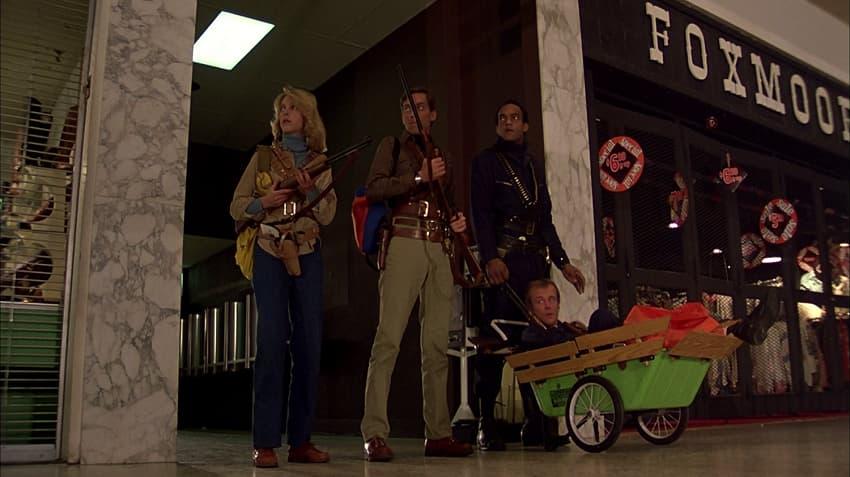 طلوع مردگان از برترین فیلمهای ترسناک