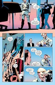 استیو مریک در کمیک The Old Guard (برای دیدن سایز کامل روی تصویر کلیک کنید.)
