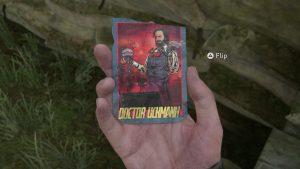 راهنمای پیدا کردن تمامی تریدینگ کارتهای The Last of Us 2