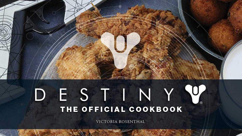 کتاب آشپزی Destiny از همین امروز قابل خرید است