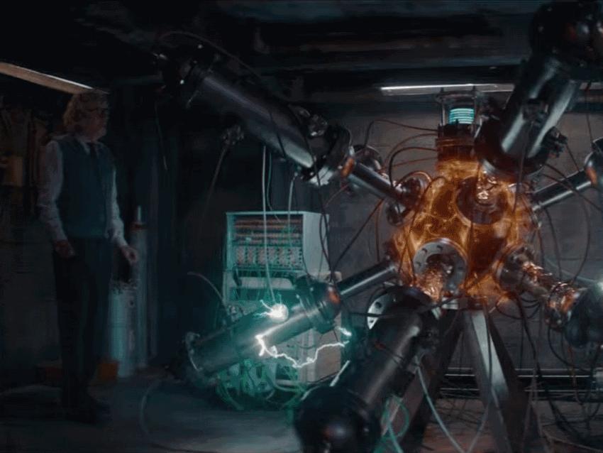 داستان فصل سوم دارک دنیای مبدا تانهاوس زیرزمین