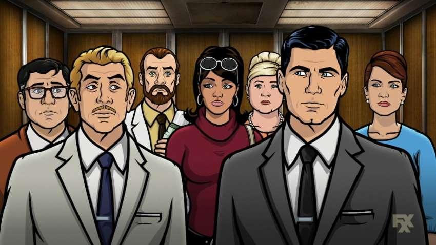 سریالهای فراموششده: جیمز باند بیتربیت در سریال Archer
