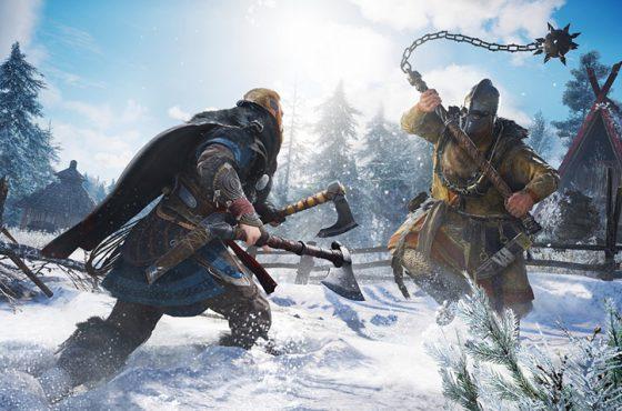 Assassin's Creed Valhalla دارای ۲۵ نوع دشمن مختلف است