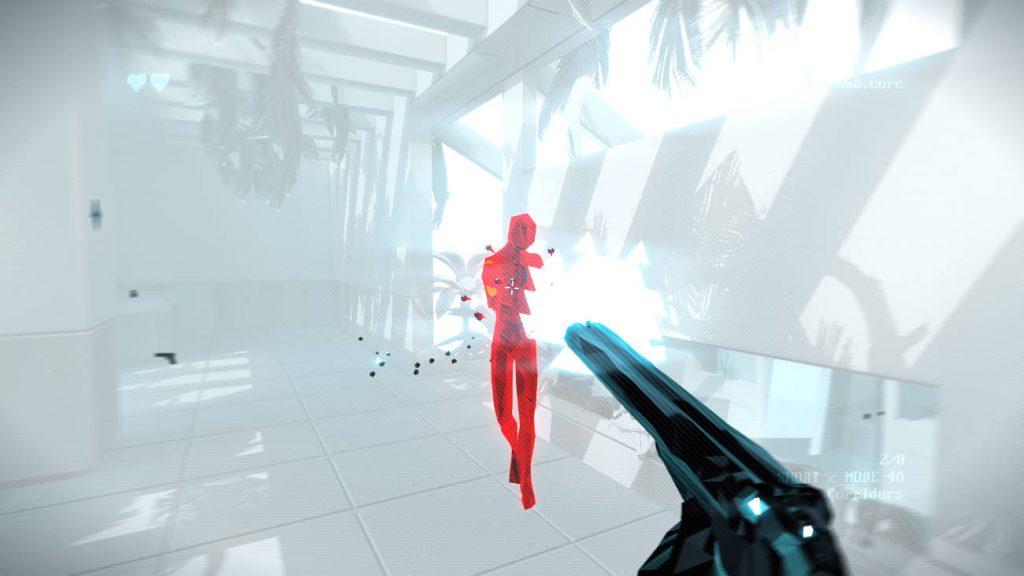 بازی Superhot Mind Control Delete