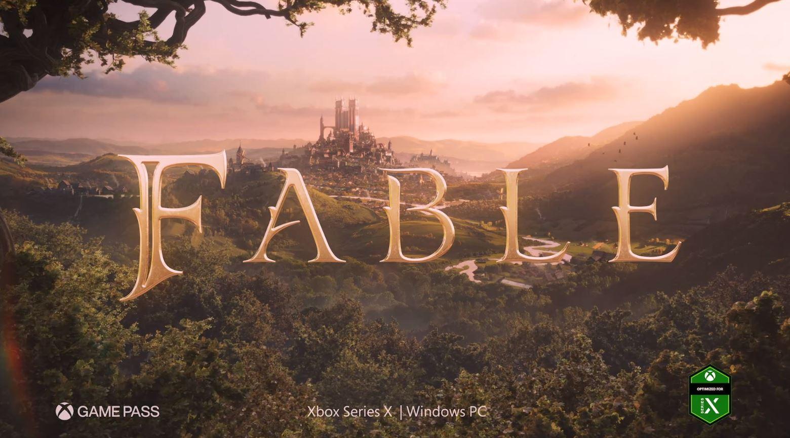سرانجام نسخه جدید سری Fable معرفی شد