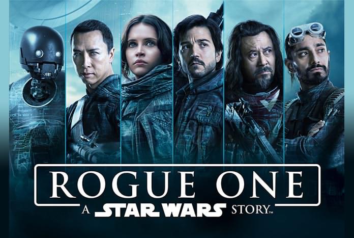 نویسنده فیلم Rogue One: A Star Wars Story