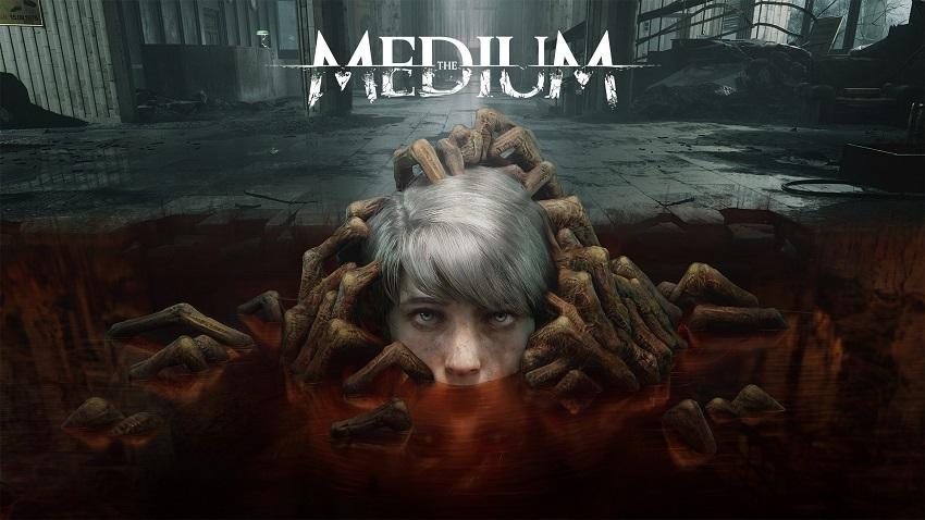 بازی ترسناک Medium