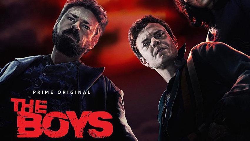 تریلر فصل دوم The Boys - Thumbnail