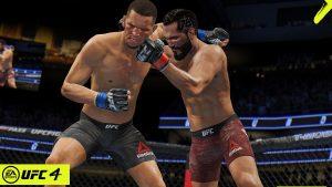 بازی EA Sports UFC 4 با انتشار تریلری معرفی شد