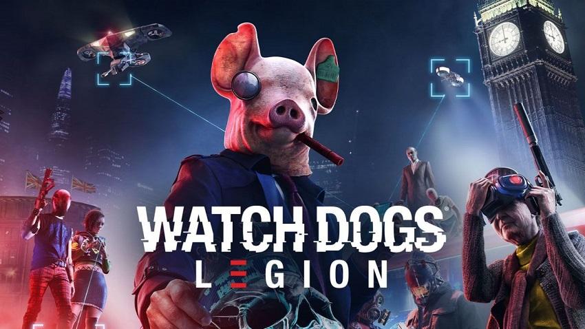 تاریخ انتشار بازی Watch Dogs Legion