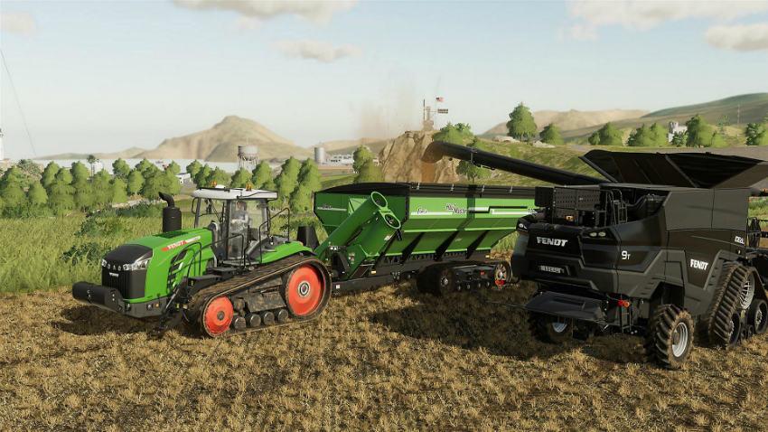 بازی شبیهساز Farming Simulator