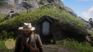 اشاره Red Dead Redemption 2 به ارباب حلقهها