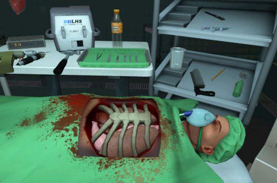 با بازی Surgeon Simulator به بدترین جراح دنیا تبدیل شوید