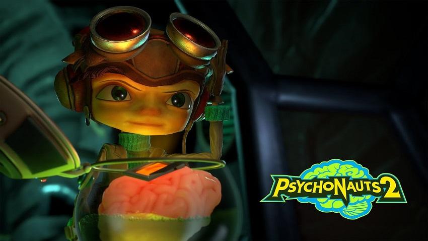 نمایش دنیای عجیب و غریب در تریلر جدید Psychonauts 2 [تماشا کنید]