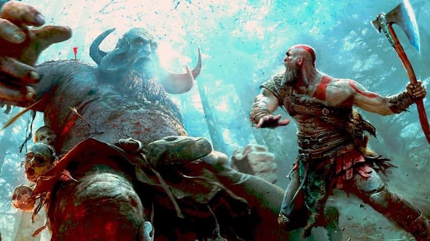 کارگردان God of War