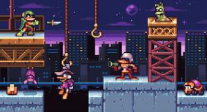 pixel art game
