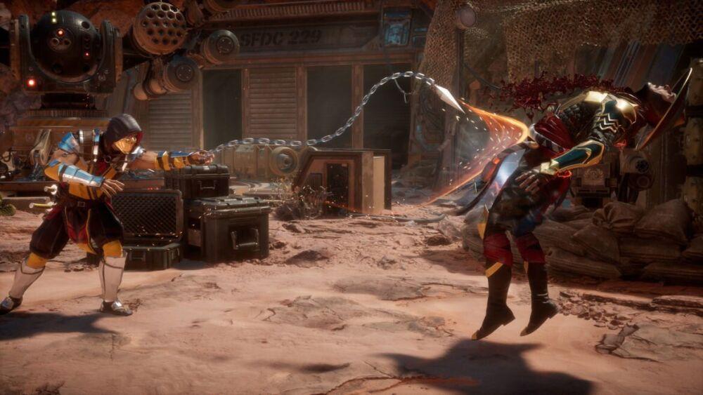 تصویری از Mortal Kombat 11 پورت نینتدو سوییچ