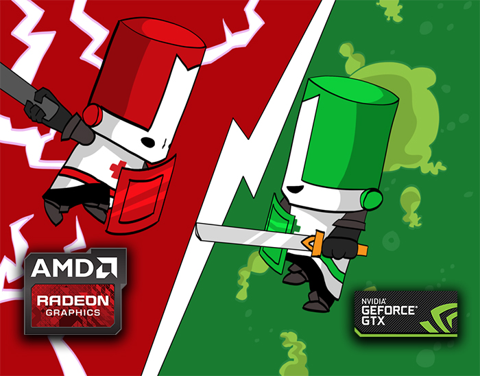NVIDIA یا AMD