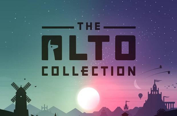بازی The Alto Collection