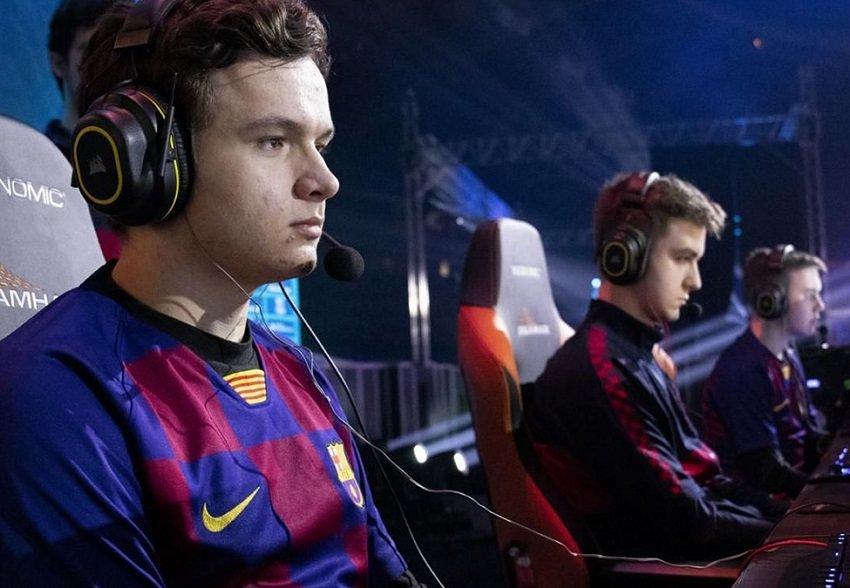 باشگاه بارسلونا با همکاری Tencent وارد رقبتهای esports خواهد شد