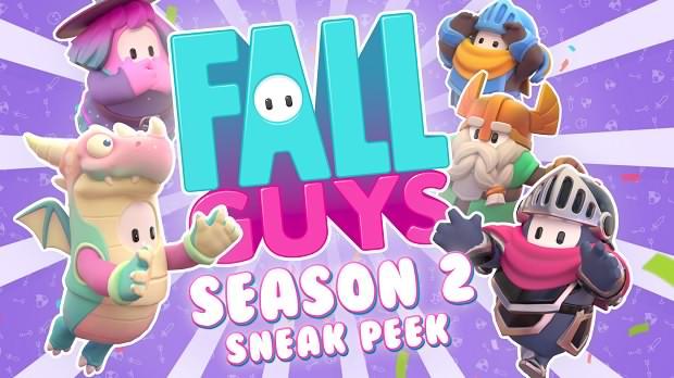 بازی Fall Guys